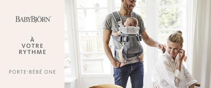 Marque Porte-bébé One (0-3 ans)