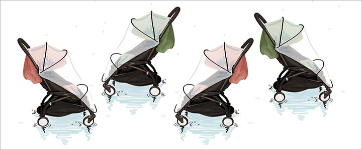 Marque Moustiquaires et protections pluies