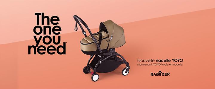 Marque Nacelle, packs naissance 0+