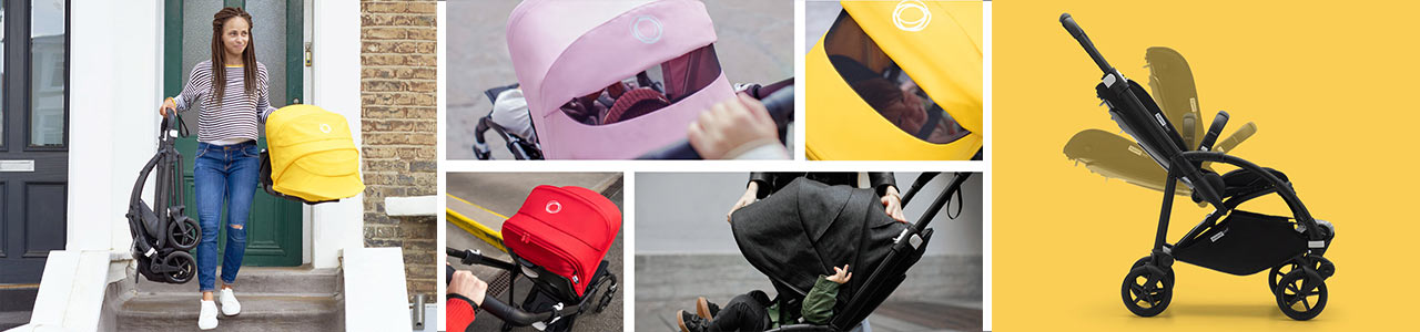 Collection Accessoires Bugaboo Bee 6
