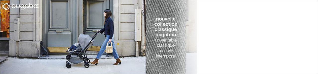 Collection Bugaboo Bee5 éditions limitées