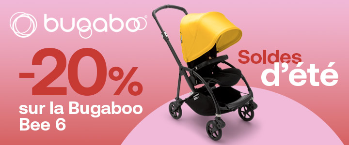 Marque Poussette Bugaboo Bee 6