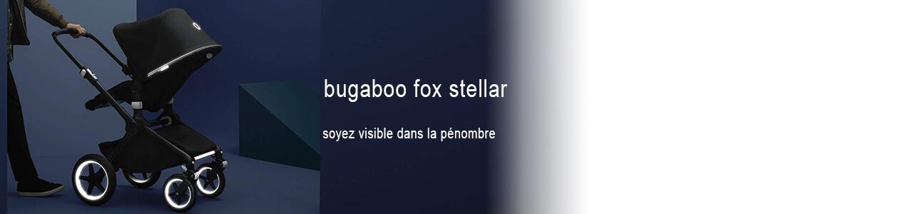 Collection Poussette Fox 2 éditions limitées