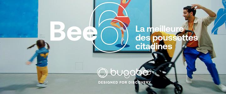 Marque Bugaboo Bee 6 trio