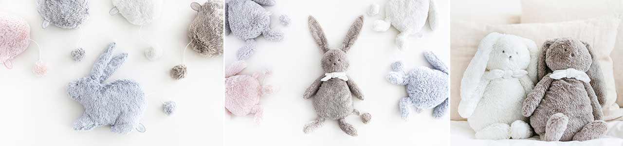 Collection Peluches Musicales