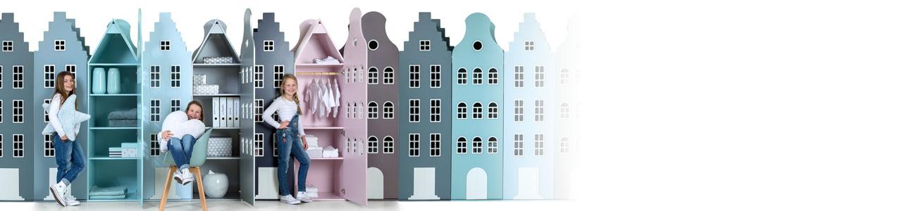 Marque Kast Van Een Huis
