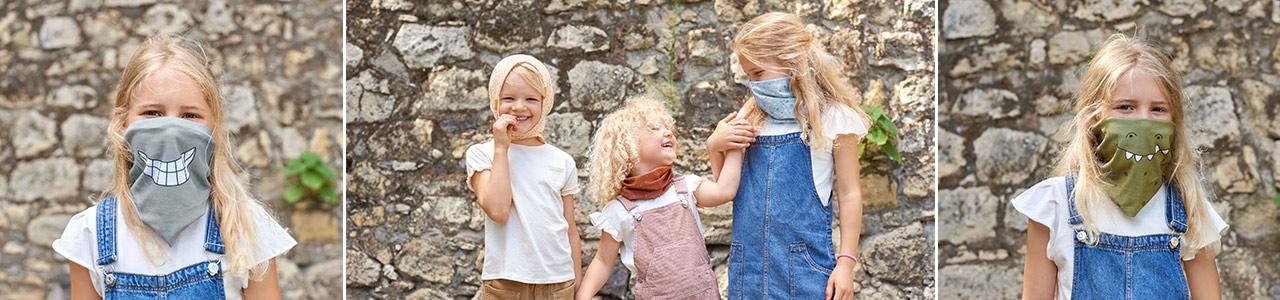 Collection Écharpe masque réutilisable