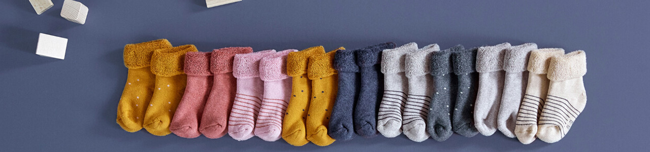 Collection Vêtements bébé