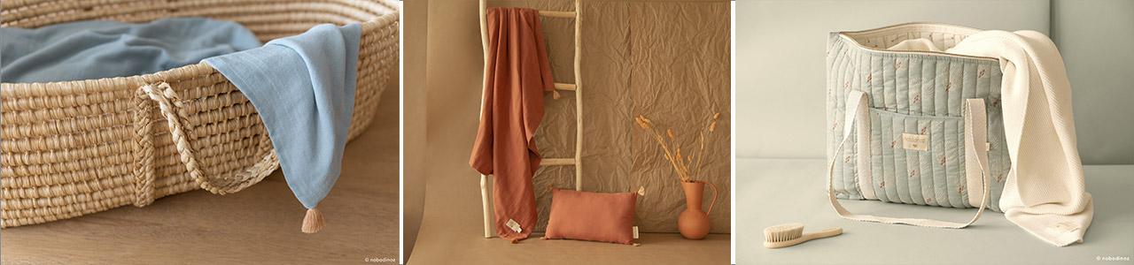 Collection Plaids et couvertures