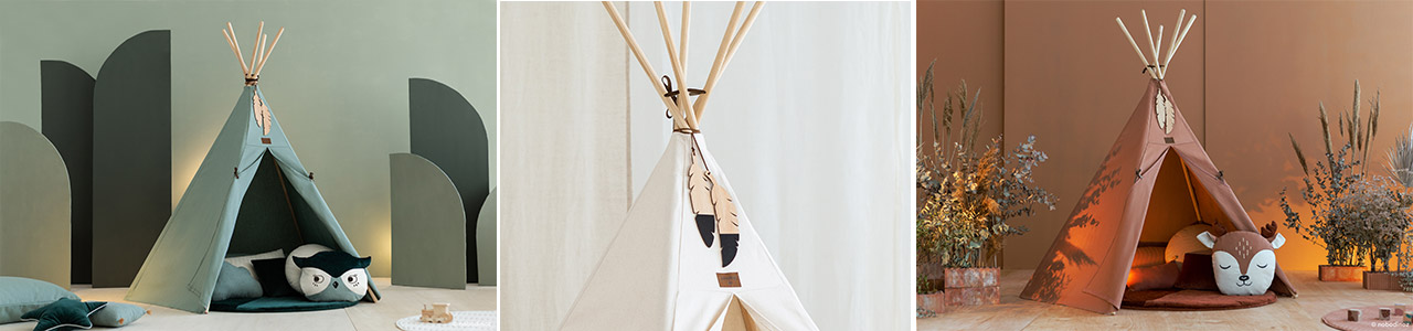 Collection Tipis