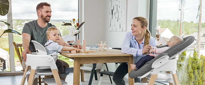 Marque Chaise haute Stokke® Steps™