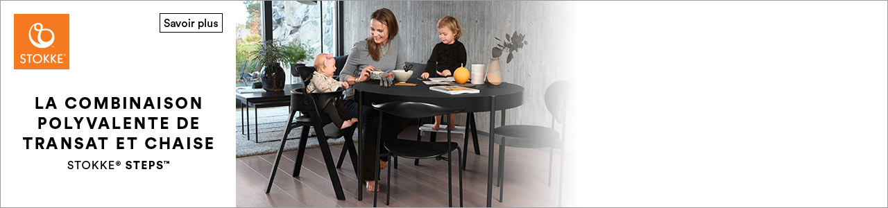 Collection Coussins Stokke® Steps™