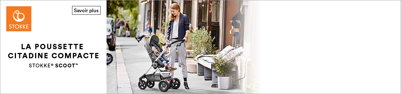Collection Poussette Stokke® Scoot™
