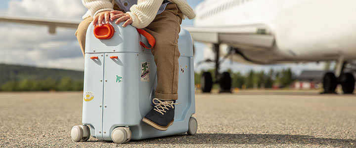 Marque Valise enfant JetKids™ by Stokke®
