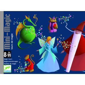 Djeco - DJ05178 - Jeux de cartes -  Mini Magic (102503)