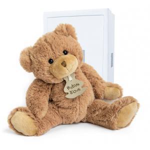Histoire d'ours - HO1155 - Calin'ours 25 cm - marron (103949)