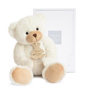 Histoire d'ours - HO1157 - Calin'ours 35 cm - ivoire - 35 cm - boîte cadeau (103958)