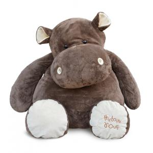 Histoire d'ours - HO1197 - Hippo 120 cm (104143)