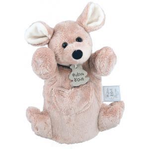 Histoire d'ours - HO1278 - Marionnette souris - 25 cm (104192)