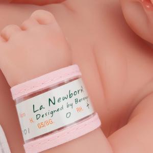 Berenguer - 18501 - Poupon La Newborn 36 cm Nouveau-né réaliste fille sexué (107621)