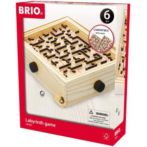 Brio - 34000 - Jeu de labyrinthe (l'original) - Age 6 ans + (1334)