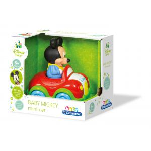 Clementoni - 14391 - Voiture musicale de Mickey (132915)