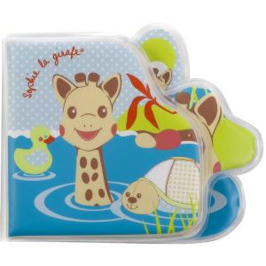 Vulli - 010401 - Livre de bain Sophie la girafe (134866)