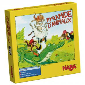 Haba - 3478 - Pyramide d'animaux (14312)