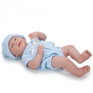 Berenguer - 18536 - Poupon Newborn nouveau né songeur sexué garçon 38 cm (155239)