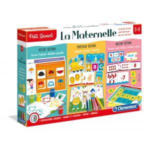 Clementoni - 62411 - La Maternelle - 3 à 6 ans (161755)