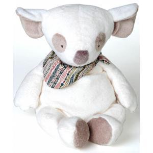 Dimpel - 882024 - Balun doudou koala 23 cm - blanc (172583)