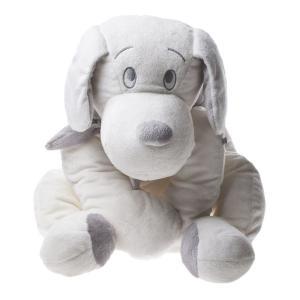 Dimpel - 811174 - Doudou chien Fifi 75 cm - blanc (172699)
