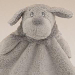 Dimpel - 811304 - Fifi doudou chien - gris-clair (172727)