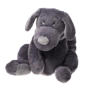Dimpel - 811122 - Doudou chien Fifi 40 cm - grisfonce (172735)