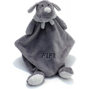 Dimpel - 811317 - Fifi doudou chien - grisfonce (172745)