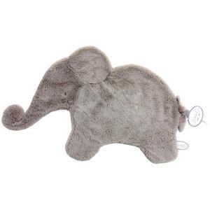 Dimpel - 884156 - Oscar Doudou éléphant attache tétine - 42 x 25 cm - BEIGE (172841)