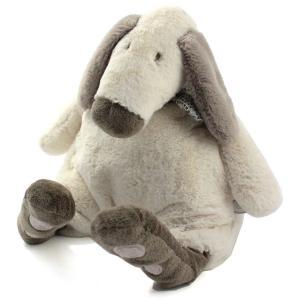 Dimpel - 890162 - Peluche chien Tobias 30 cm crème (173183)