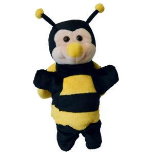 Au Sycomore - PEL60387 - Marionnette peluche abeille (179531)