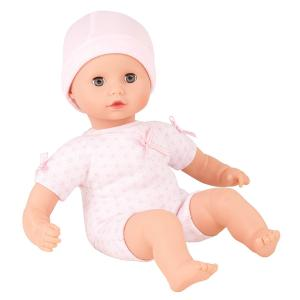 Gotz - 1320590 - Bébé 33 cm - Muffin to dress, sans cheveux, fille (179775)