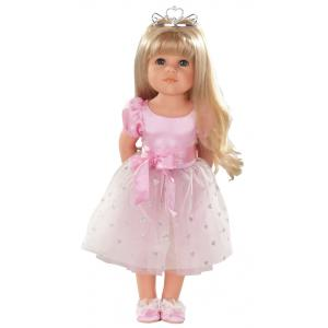 Gotz - 1359072 - Poupée 50 cm - Hannah Princess, cheveux blonds, 11-pcs. (179957)