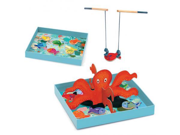 Jeu - octopus