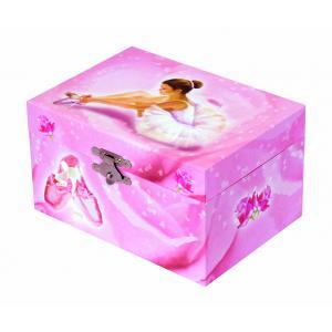 Trousselier - S50974 - Coffret Musical Ballerine - Rose - Figurine Ballerine (183359)