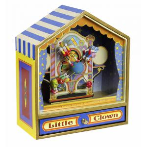 Trousselier - S64065 - Dancing Musical Clowns Equilibristes© (183447)