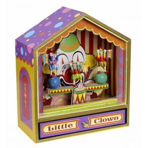 Trousselier - S64066 - Dancing Musical Clowns Balançoire© (183449)