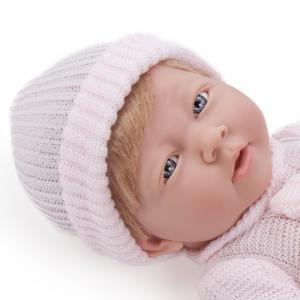 Berenguer - 18517 - Poupon Newborn nouveau né sourieur sexué fille 38 cm (193891)