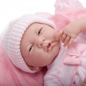 Berenguer - 18780 - Poupon Newborn nouveau né avec accesoires blancs 39 cm (193893)