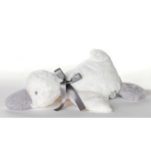 Dimpel - 882817 - Céline doudou canard 32 cm - blanc (199733)