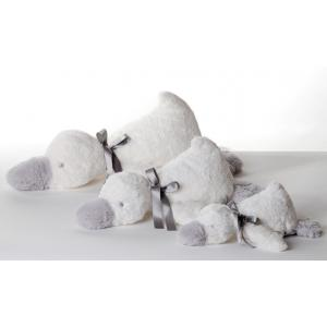 Dimpel - 882830 - Céline doudou canard 42 cm - blanc (199735)