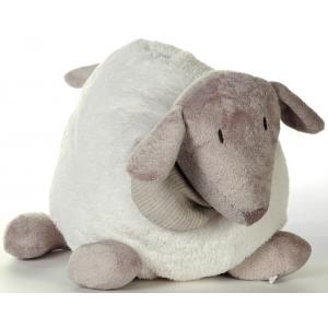 Dimpel - 880399 - Doudou mouton Fidélie 40 cm - blanc (199805)