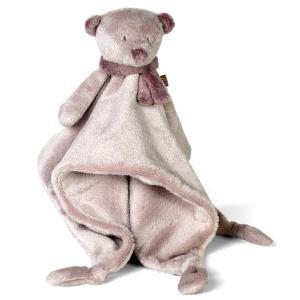 Dimpel - 882661 - Noann doudou ours  - beige-gris (199931)